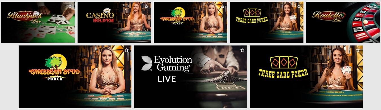 Casino en vivo SlottoJAM