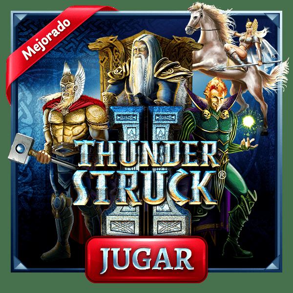 Thunder Struck II - Lucky Nugget Casino