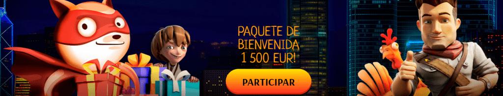 SuperCat casino Promoción