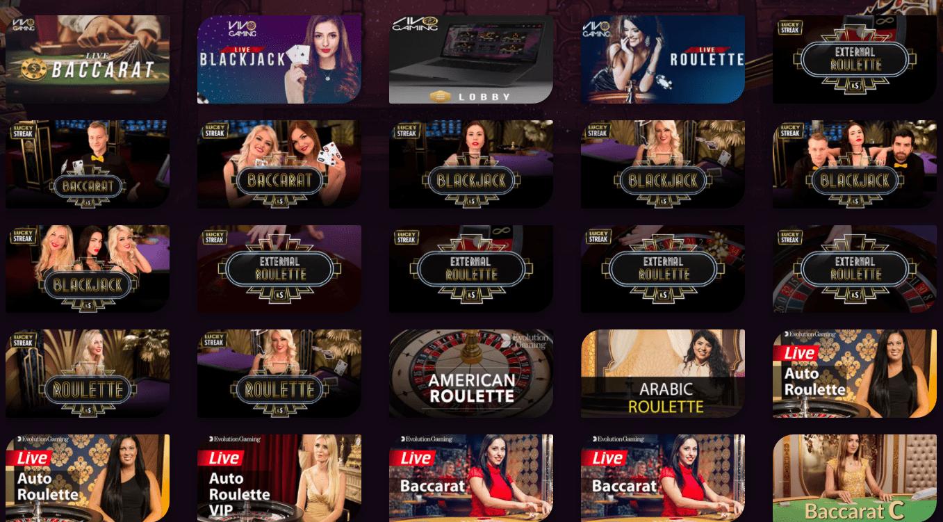 casinonic en vivo