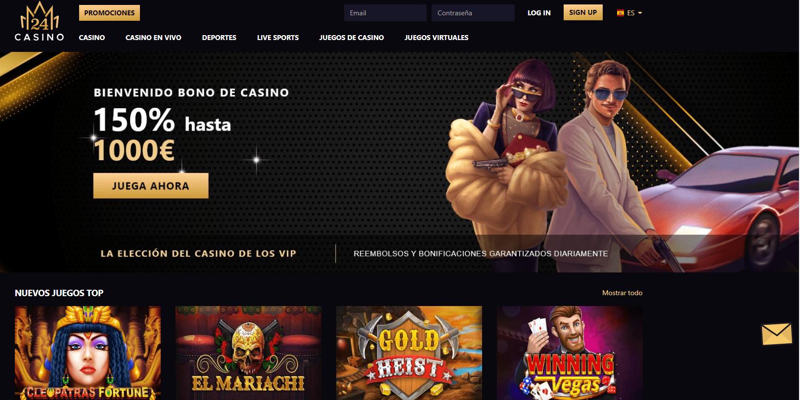 24Monaco casino
