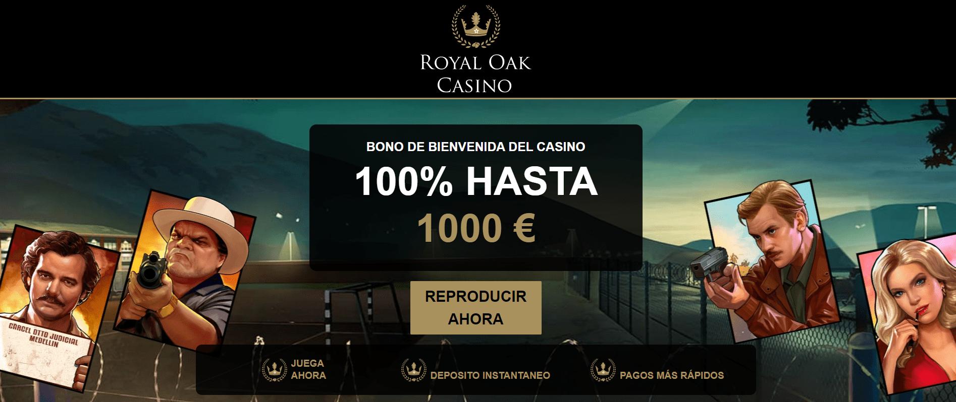 royal oak casino