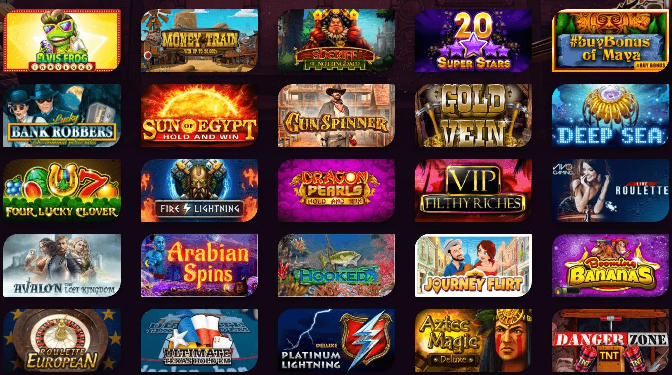 juegos casinonic