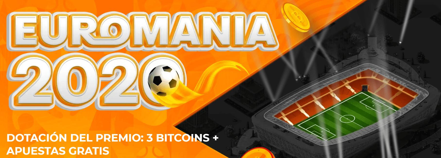 Euromania 1xbit casino