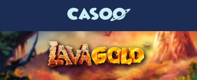 Lava Gold - Casoo Casino